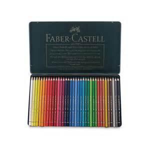 Polychromos colored pencil sets faber castell jerry s artarama