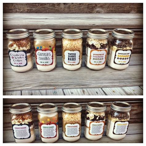 gifts from the kitchen ideas 25 food gifts in a jar 31 days to take the
