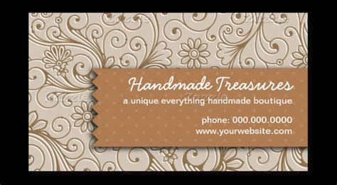 business card templates for crafters 37 best premium crafter business cards for