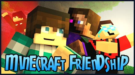 minecraft animation creator homeminecraft making new friends a minecraft animation youtube