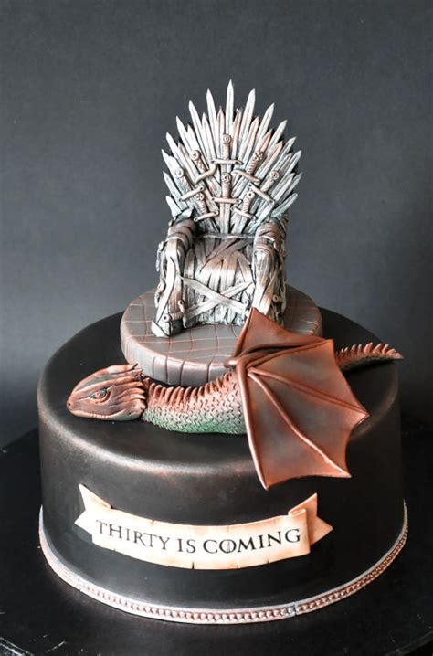 game thrones love polished perfectly aged textures cakespiration