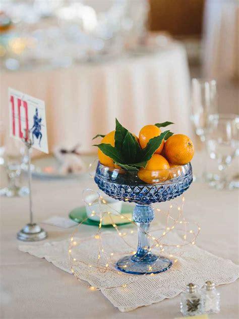 easy wedding centerpieces non flowers 17 non floral centerpiece ideas