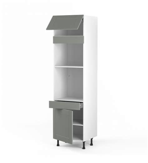 meuble cuisine colonne four micro onde colonne pour four et micro onde encastrable obasinc