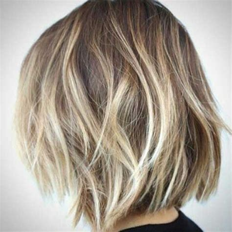 Balayage Hairstyles by 15 Balayage Bob Hair Hairstyles 2017 2018 Most