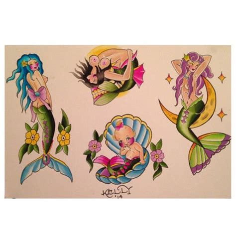 tattoos by kelly mcmurray paintings