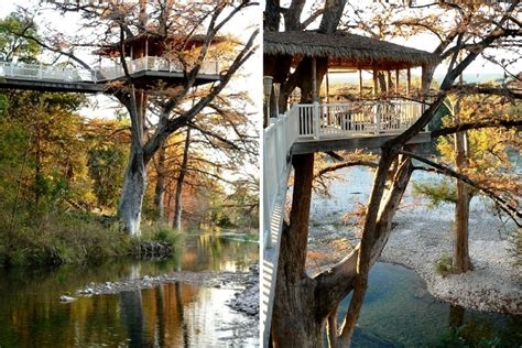 tree houses in texas for vacations top destinations for texas gling north dallas gazette