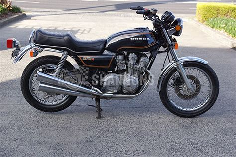 1981 honda motorcycle sold honda cb750k motorcycle auctions lot 7 shannons