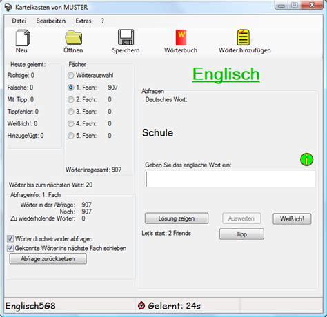 was heißt schublade auf englisch vokabeln lernen mit dem computer svens gedankensplitter