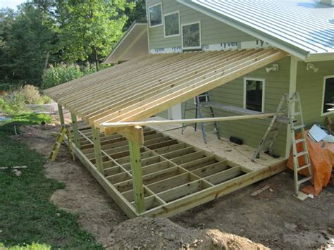 Shed Addition by Shed Roof Addition To House Shed Roof Addition Framing