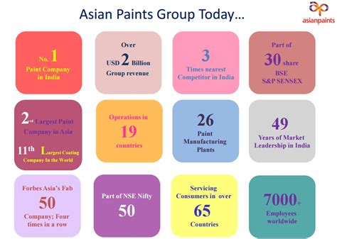 asian paints colouring the world