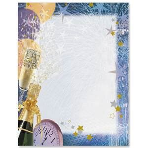 new year display borders happy new year border papers paperdirect s