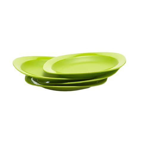 Produk Tupperware Blossom jual tupperware blossom plate piring 4 pcs