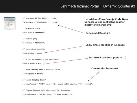 format date value in javascript lehrmach javascript interactivity dynamic counter