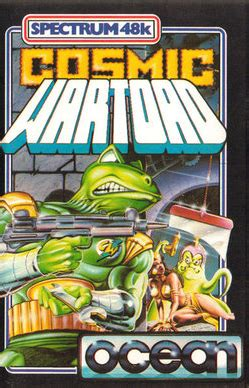 retro games wikipedia cosmic wartoad