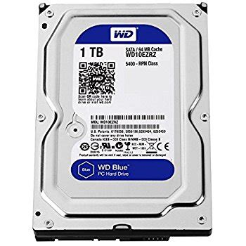Hardisk Pc Dekstop 3 5 Inch Wd 320gb New Murahh wd blue 1tb desktop disk drive sata 6 gb s 64mb cache 3 5 inch wd10ezrz