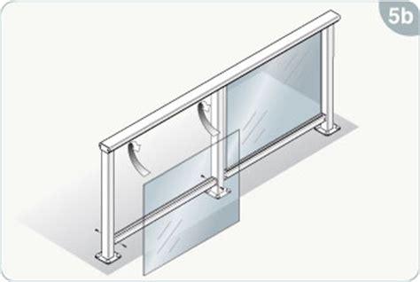 How To Install A Stair Banister Designrail 174 Custom Aluminum Railings By Feeney