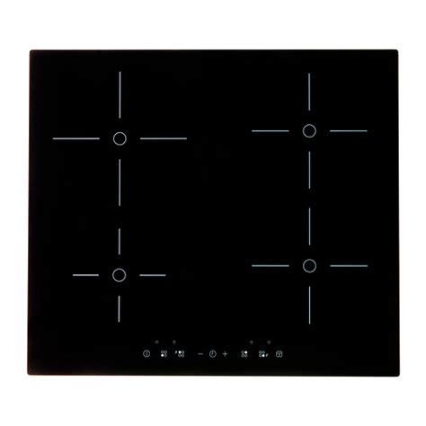 induction hob 5 year guarantee nutid hin4t induction hob ikea