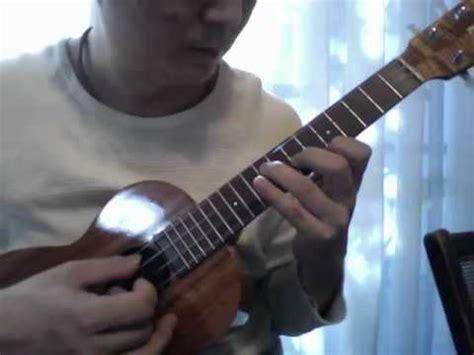 merry christmas  lawrence ukulele solo youtube