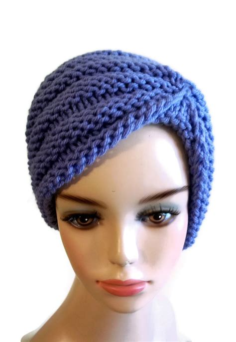 knit turban knitting pattern turban hat