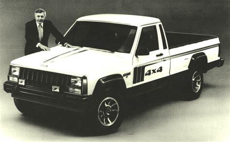 1985 jeep comanche autoruote 4x4 web magazine sulla mobilit 224 4x4 e sull