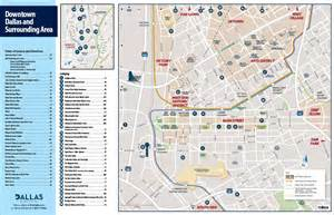 map of downtown dallas mba csea 2015 global conference