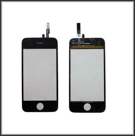 Iphone 3g 3gs Middle Frame Assembly iphone 3gs touch screen digitizer assembly middle frame dippys mobiles
