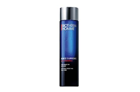 biotherm supreme biotherm homme debuts the supreme essence his