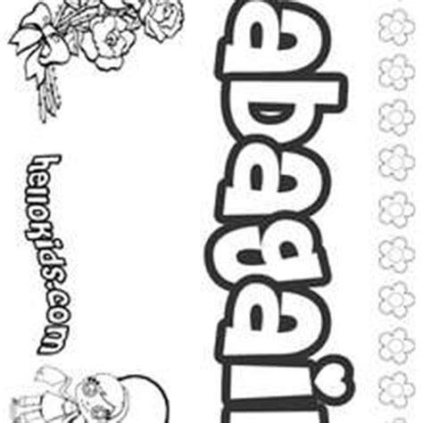 name coloring page creator a names for girls coloring sheets 260 printables to