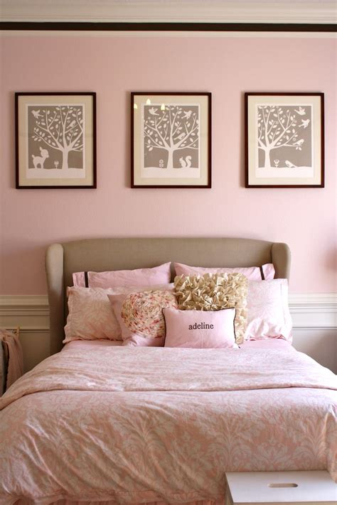 big pink room quot big room quot in pink project nursery