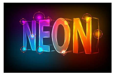 tutorial illustrator neon neon text effect in adobe illustrator aysha gazal