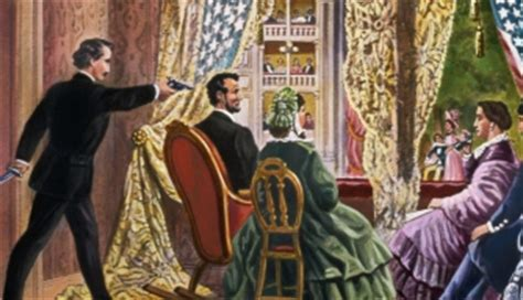 what happened to wilkes booth after he lincoln lincoln is apr 14 1865 history