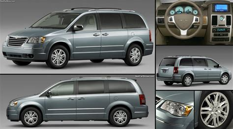 Chrysler Town And Country Specs by Chrysler Town And Country 2008 Pictures Information