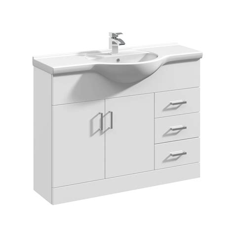 White Vanity Units For Bathroom by White Vanity Units For Bathroom Home Decor Renovation