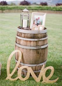 country wedding decor country wedding ideas 20 ways to use wine barrels