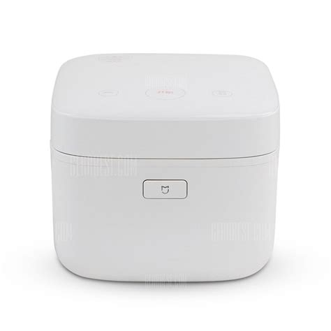 Xiaomi Ih Smart Rice Cooker 3l 99 Flashsale For Xiaomi Ih 3l Smart Electric Rice Cooker White From Gearbest China Secret