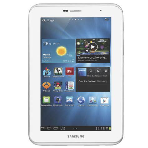 Tablet Samsung P3110 tablet samsung galaxy gt p3110 7 quot wifi 16gb blanco tactil