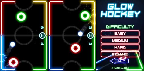 glow hockey 2 apk glow hockey apk mod no ads android apk mods