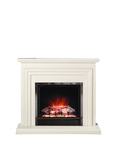 Cheap Fireplace Suites by Mkii Electric Suite