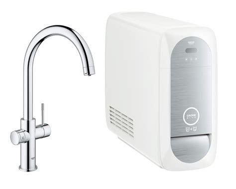 acqua frizzante dal rubinetto grohe blue 174 home dal rubinetto anche acqua filtrata
