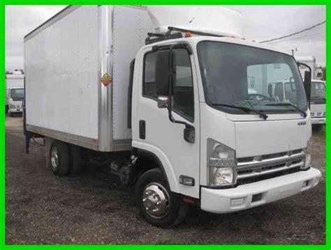 isuzu nqr 2009 box trucks