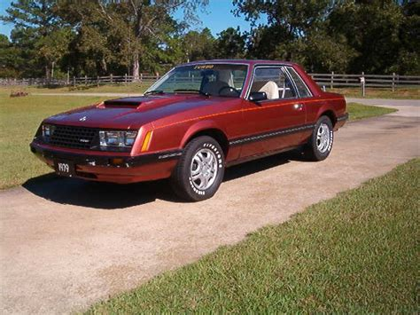 1979 ford mustang turbo 1979 mustang 2 3l turbo third generation mustangs 1979