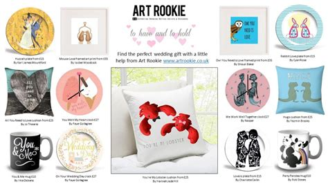 Find Wedding Gifts by Find Wedding Gifts With Rookie Plans And