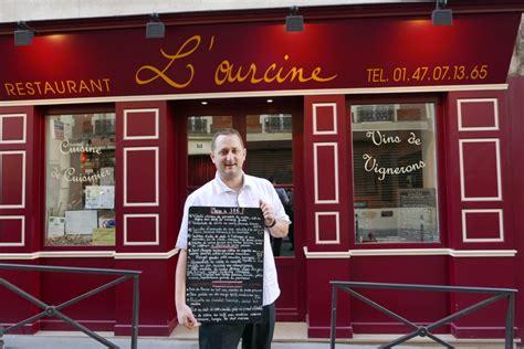 L Ourcine Restaurant Paris 13e N Oubliez Pas L Ourcine