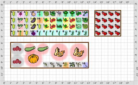 Square Foot Garden Planner by Garden Plan 2012 Square Foot Garden Plan
