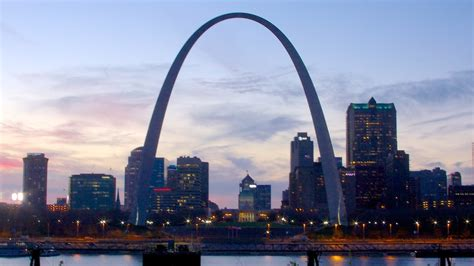 St L by Gateway Arch In St Louis Missouri Expedia