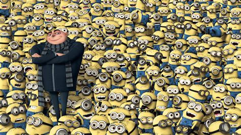 a lot a lot of minions from the minions wallpapers and images wallpapers pictures