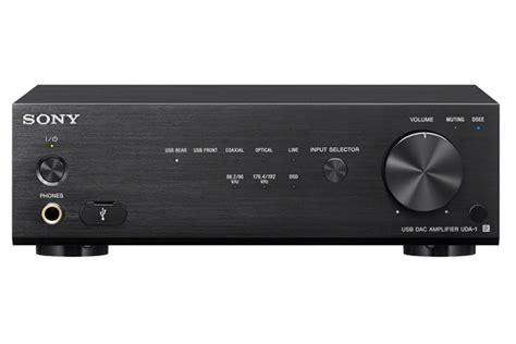 Bookshelf Bench Sony Uda 1 Usb Dac Stereo Amplifier Review
