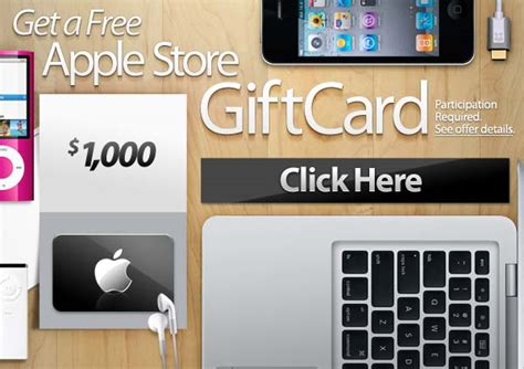 Free Apple Store Gift Card - get free 1 000 apple store gift card free products sles