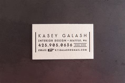 Business Card Printing Seattle