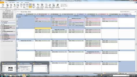 How To Reserve A Room In Outlook by How To Setup Conference Rooms In Microsoft Exchange